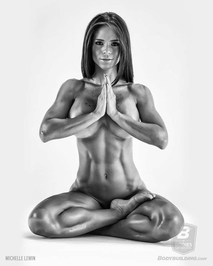 Michelle Lewin знаменитый фитнес тренер